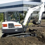 Bobcat E42 Excavator